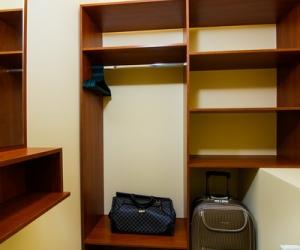 2-местный 1-комнатный «Комфорт» без балкона в корпусе №1