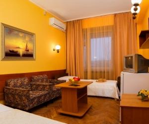 2-местный 1-комнатный «Улучшенный» в корпусе №4