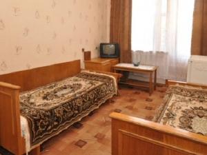 2-х местный 1-комнатный номер «Стандарт» в корпусе №1