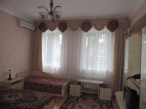 3-х местный 1 комнатный номер «Стандарт» в коттедже №7