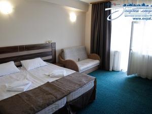 2-х местный 1-комнатный «Улучшенный стандарт» с балконом