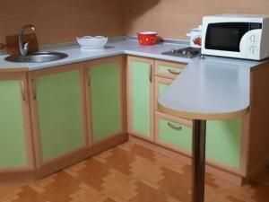 «Студия» с мини-кухней