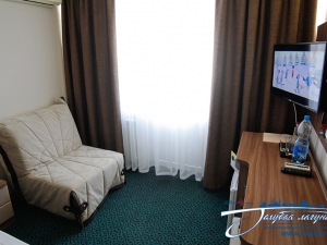 2-х местный 1-комнатный «Стандарт» с балконом
