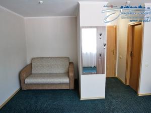 2-х местный 1-комнатный «Улучшенный стандарт» без балкона