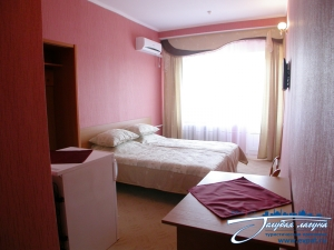 2-местный 1-комнатный номер с балконом, корпус №1