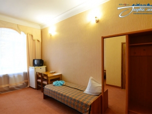2-местный 2-комнатный номер, корпус№4